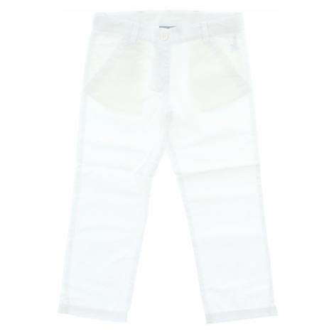 Geox 3/4 Kids Trousers White