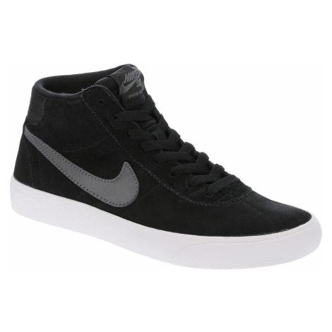 shoes Nike SB Bruin HI - Black/Dark Gray/White