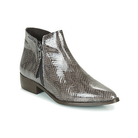 Ippon Vintage STING HILL women's Mid Boots in Grey
