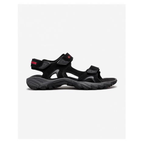 Columbia Santiam 3 Outdoor Sandals Black