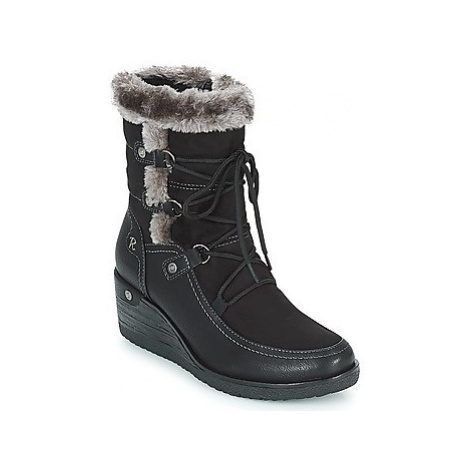 Refresh TATARA women's Snow boots in Black