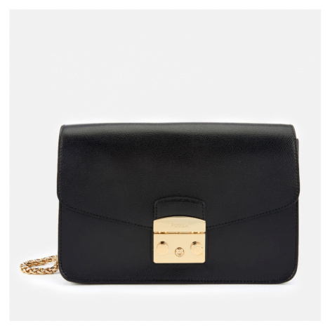 Furla Women's Metropolis Small Shoulder Bag - Black