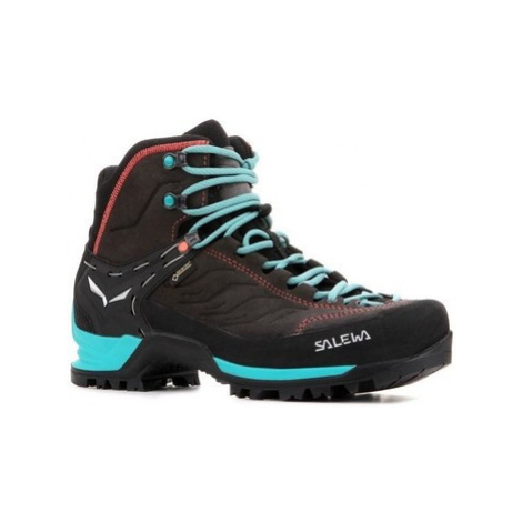 Salewa WS MTN Trainer MID GTX 63459 0674 women's Walking Boots in Grey