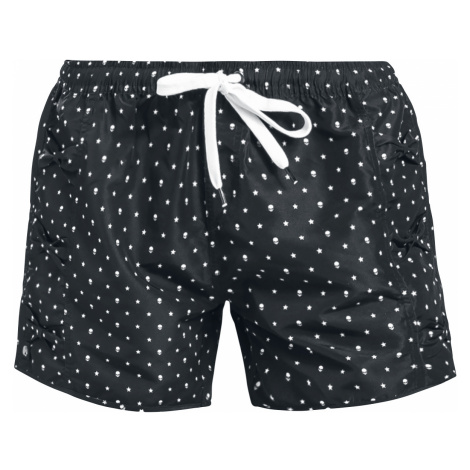 RED by EMP - Mix And Match - Swim trunks - black