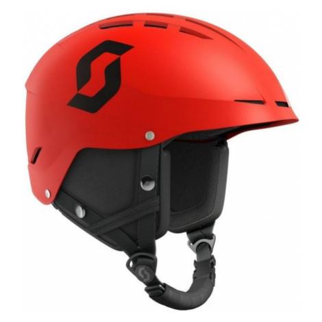 Scott APIC red - Ski helmet
