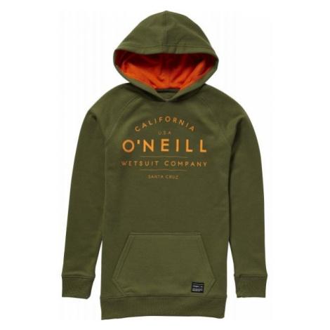 O'Neill LB O'NEILL HOODIE brown - Boys' sweatshirt
