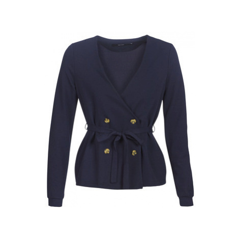 Vero Moda VMALLISON women's Jacket in Blue