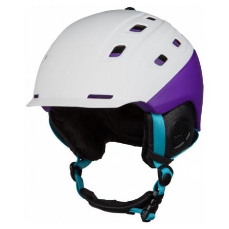 Arcore TWIN white - Ski helmet