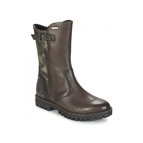 Tamaris FELIX women's Mid Boots in Brown