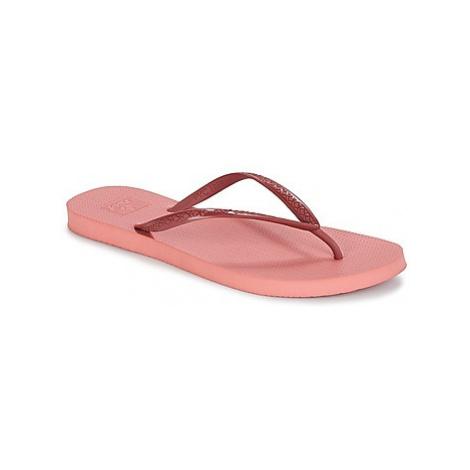 Reef REEF ESCAPE women's Flip flops / Sandals (Shoes) in Pink