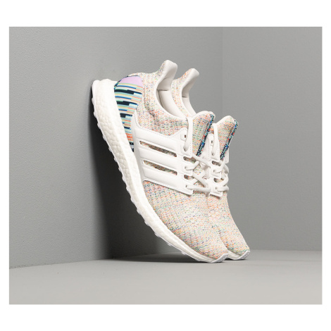 adidas UltraBOOST w Crystal White/ Crystal White/ Glow Green