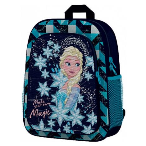 Oxybag FROZEN dark blue - Kindergarten backpack