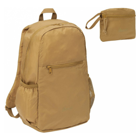 Brandit Roll Bag Backpack camel