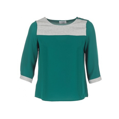 Casual Attitude HELA women's Blouse in Green