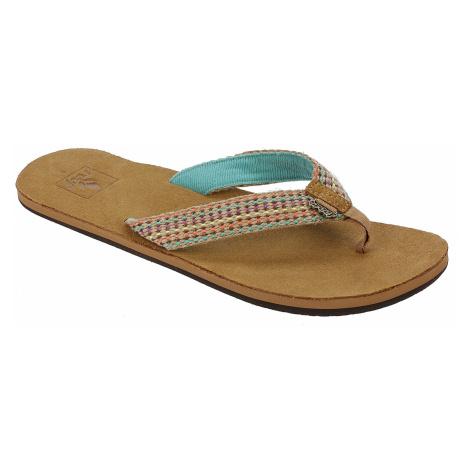 flip flops Reef Gypsylove - Teal