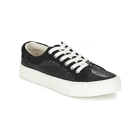 Le Temps des Cerises LONI women's Shoes (Trainers) in Black