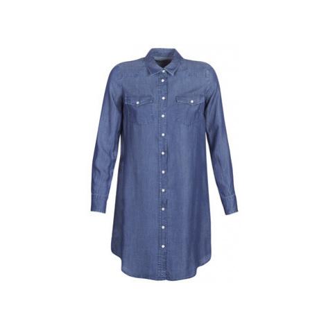 Yurban kOULIOTE women's Dress in Blue