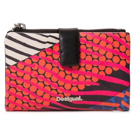 wallet Desigual 19SAYP43/Wild Jane Julia - 3093/Ketchup - women´s
