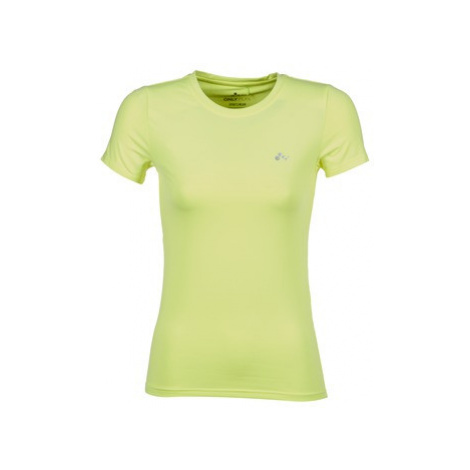 Only Play CLAIRE women's T shirt in Yellow
