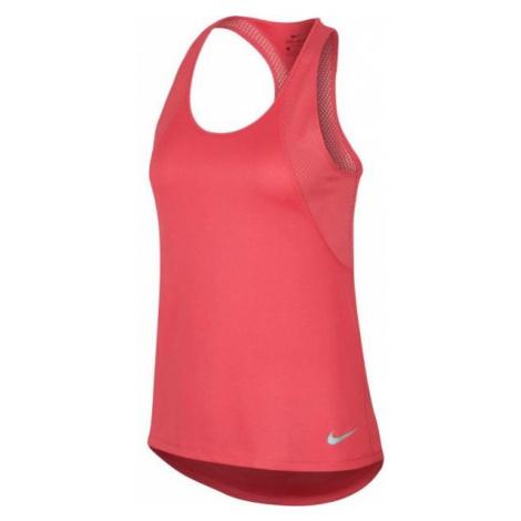 Nike RUN TANK pink - Women's running tank top