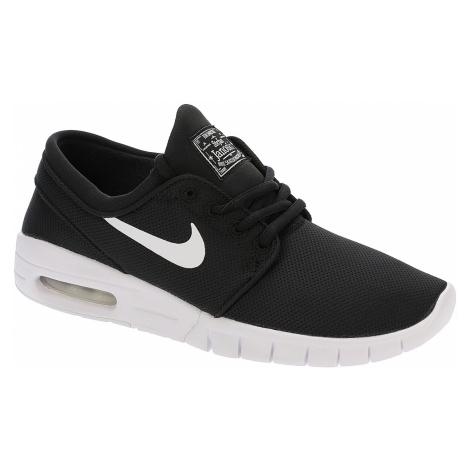 shoes Nike SB Stefan Janoski Max GS - Black/White