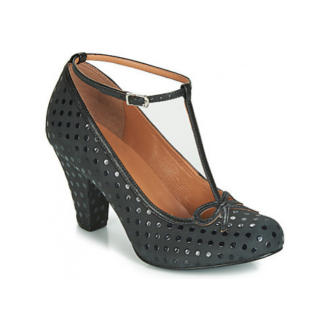 Cristofoli BLOB BIG POA women's Court Shoes in Black Cristófoli