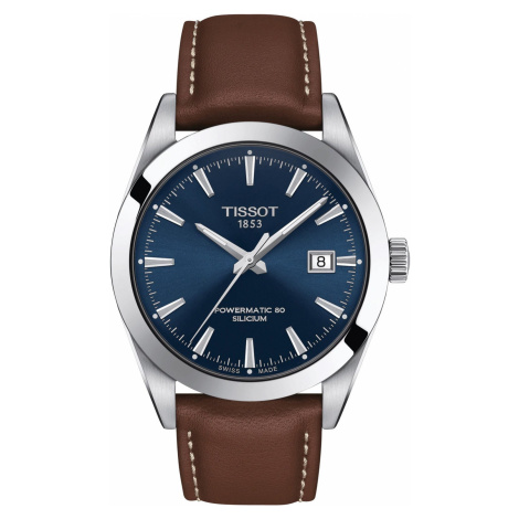 Tissot Watch Gentleman Powermatic 80 Silicium
