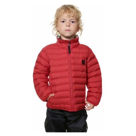 jacket Burton Minishred Flex Puffy - Process Red/Offroad