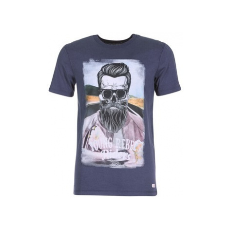 Jack Jones JORRONTAN men's T shirt in Blue Jack & Jones