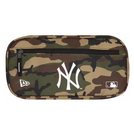 hip bag New Era Cross Body MLB New York Yankees - Woodland Camo/White