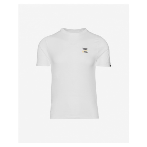 Vans National Geographic Kids T-shirt White