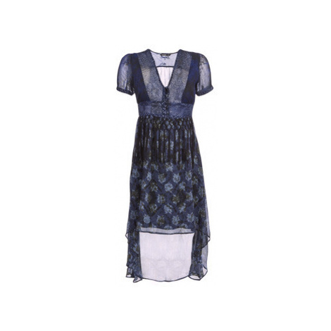 Desigual MINALI women's Long Dress in Blue