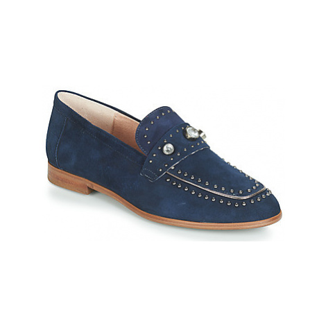 Dorking 7782 women's Loafers / Casual Shoes in Blue