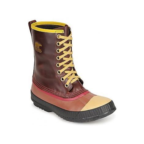 Sorel MENS SENTRY ORIGINAL men's Snow boots in Brown