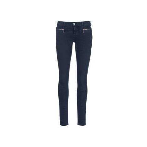 Freeman T.Porter CAMILA SDM women's Skinny Jeans in Blue Freeman T. Porter