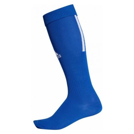 adidas SANTOS SOCK 18 blue - Football socks