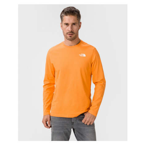 The North Face T-shirt Orange