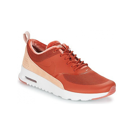 Nike AIR MAX THEA LX W women's Shoes (Trainers) in Orange