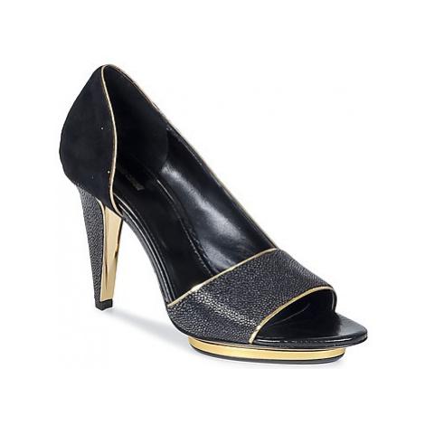 Roberto Cavalli YDS637-UF013-05051 women's Sandals in Black