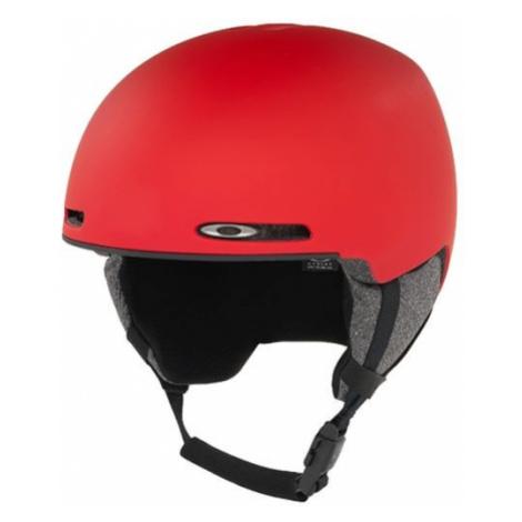Oakley MOD1 red - Ski helmet