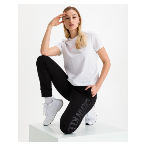 Calvin Klein Institutional Logo Sweatpants Black