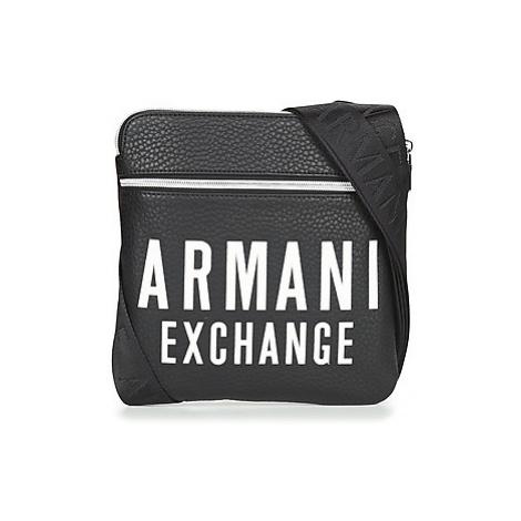 Armani Exchange 952108-9A024-00022 men's Pouch in Black