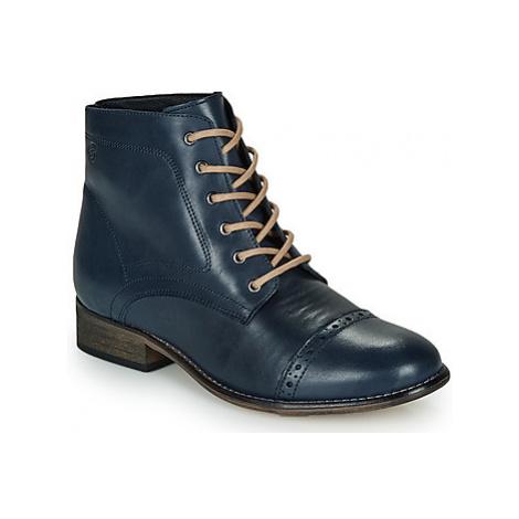 Betty London FOLIANE women's Mid Boots in Blue