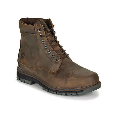 """Timberland RADFORD 6"""" PT BOOT WP men's Mid Boots in Brown"""