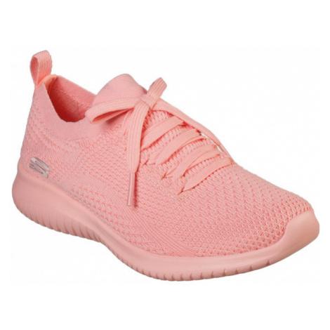 Skechers ULTRA FLEX PASTEL PARTY pink - Women's sneakers