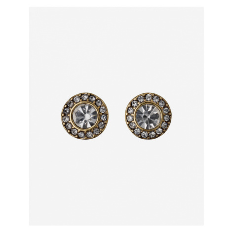 Pilgrim Clementine Earrings Gold