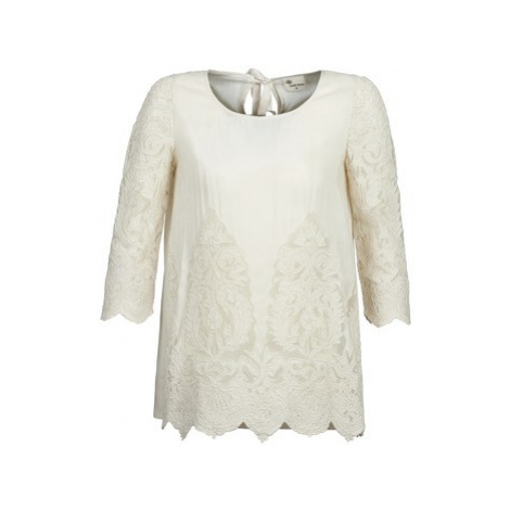 Stella Forest AELEZIG women's Blouse in White