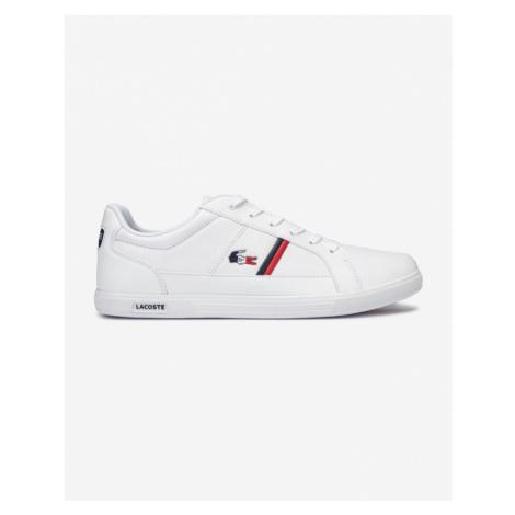 Lacoste Europa Tri 1 Sneakers White