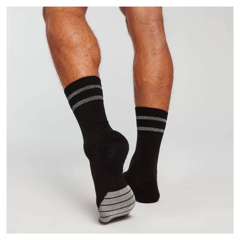 MP Reflective Crew Socks - Black - UK 6-8 Myprotein