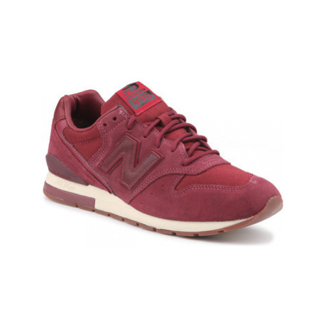 New Balance MRL996SF men's Shoes (Trainers) in Red